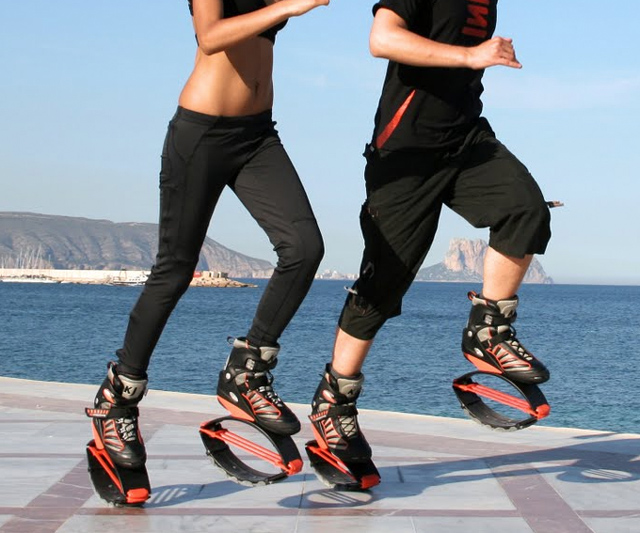 Beneficiile oferite de kangoo jumps