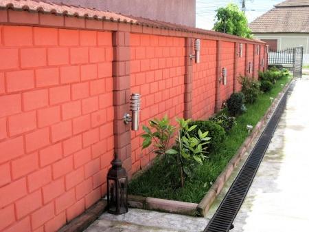 Cum sa-ti construiesti un gard de beton singur