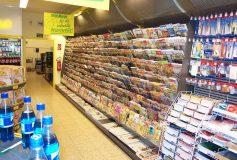 Cum se aranjeaza marfa intr-un supermarket?