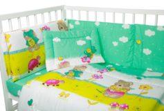 7 sfaturi utile privind alegerea lenjeriei pentru pătuțul lui bebe