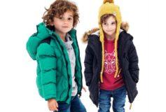 In anotimpul rece, geaca este cel mai important articol vestimentar din garderoba copiilor