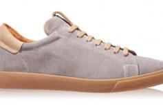 Pantofi sport din piele naturala pentru barbati