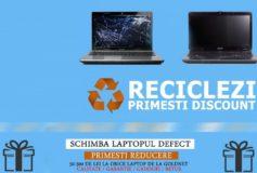 Programul RABLA pentru laptopuri – avantaje la GoldNet Service