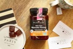 Ce contin bomboanele cu miere de manuka de la Wedderspoon?